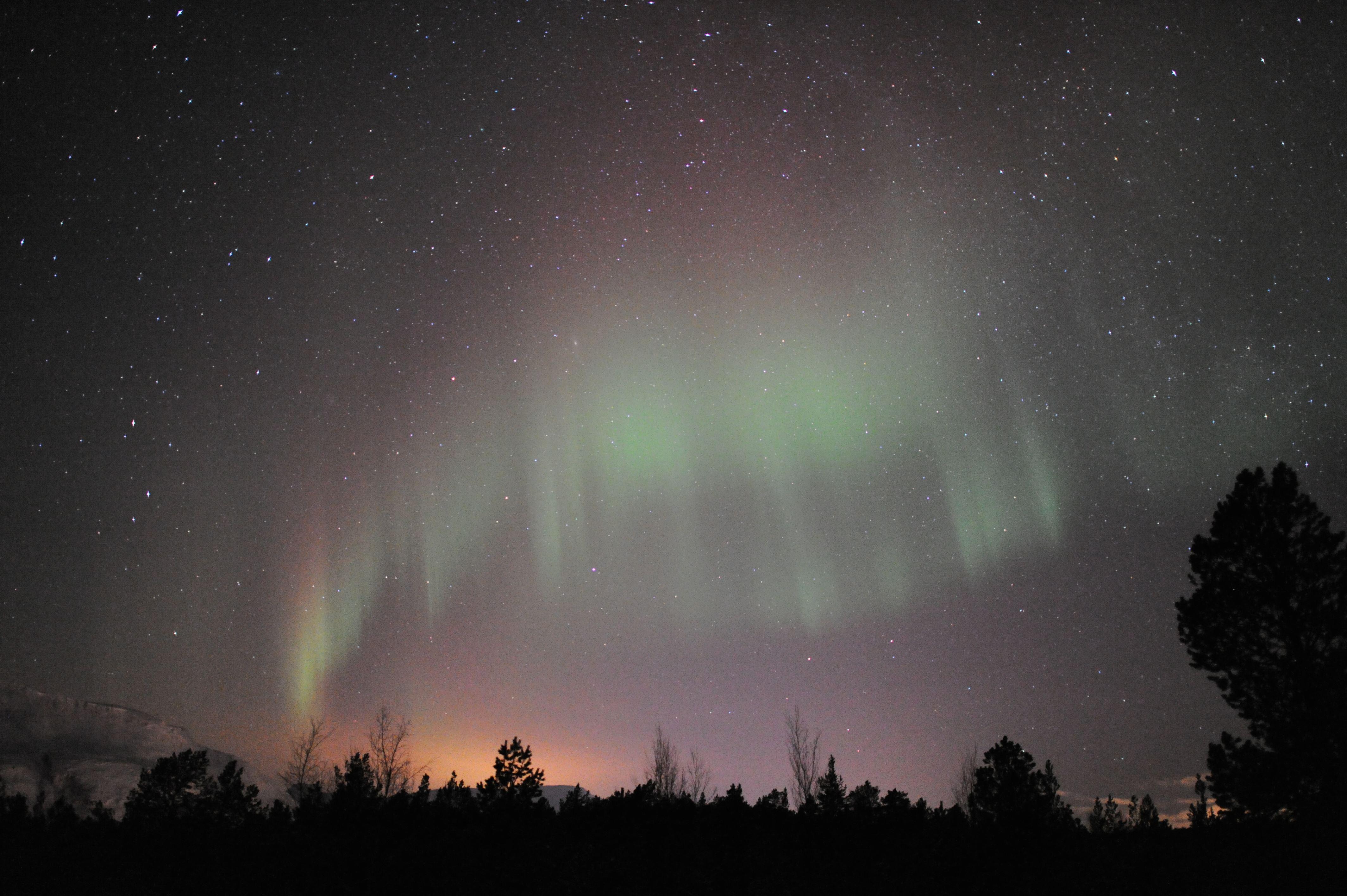 « Aurora Today», Northern Lights for dummies - Nordlyssenteret