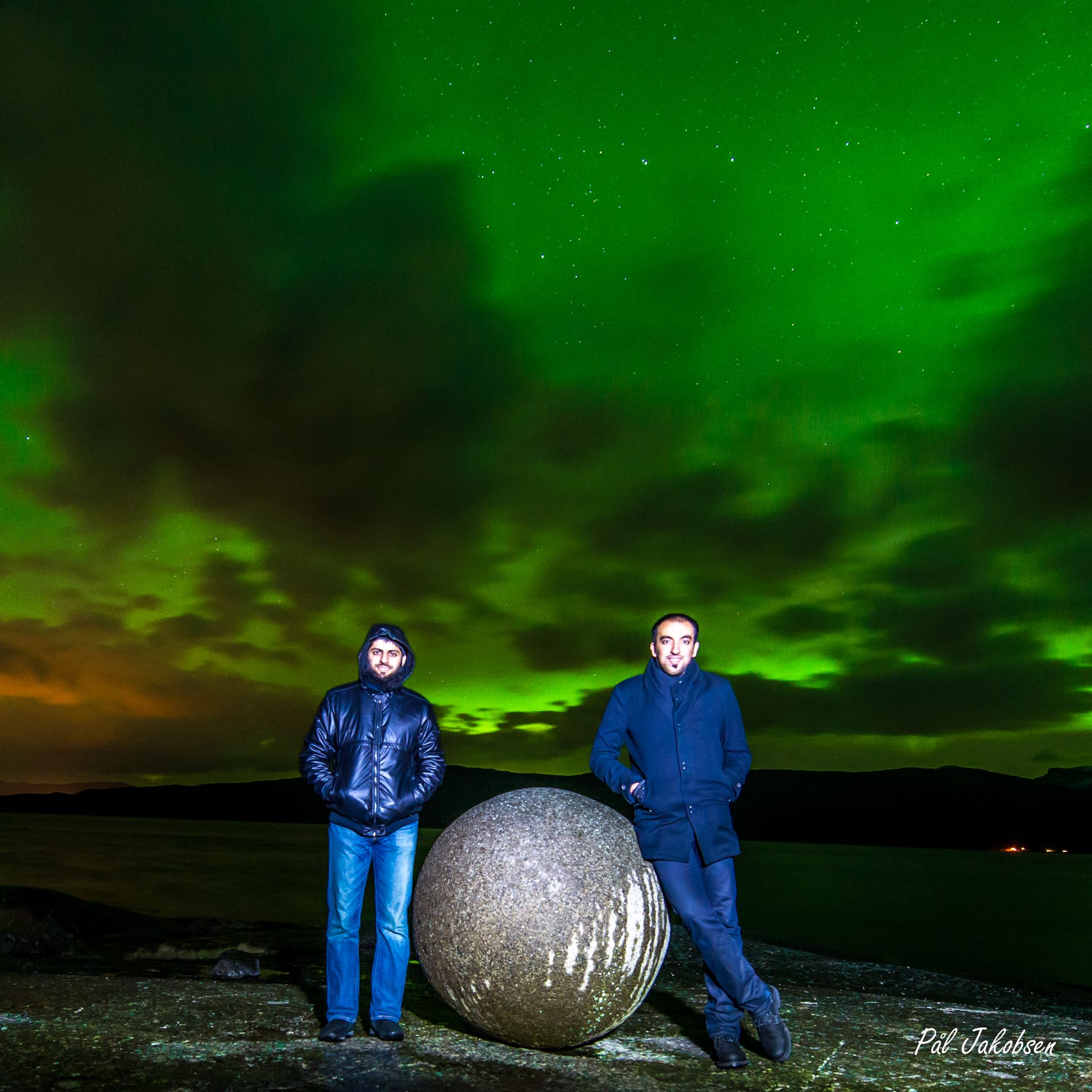 Northern Lights hunting with experienced Northern Lights photographer