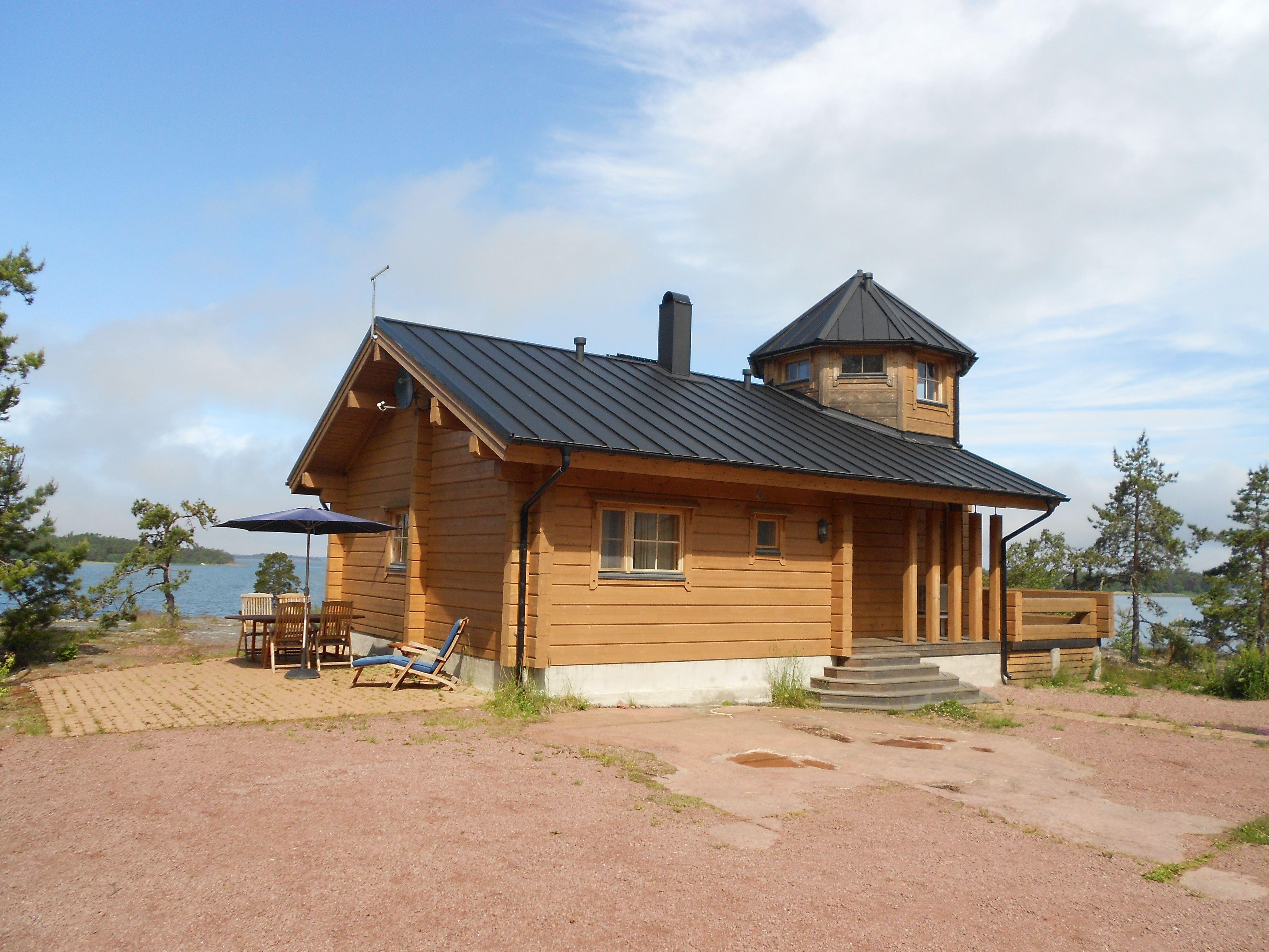 Harnäs Stugor: Tornvillan - Tornihuvila