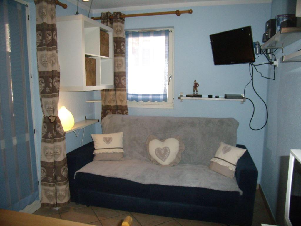 Lauzières 617 > 1 chambre + cabine - 3 Personnes