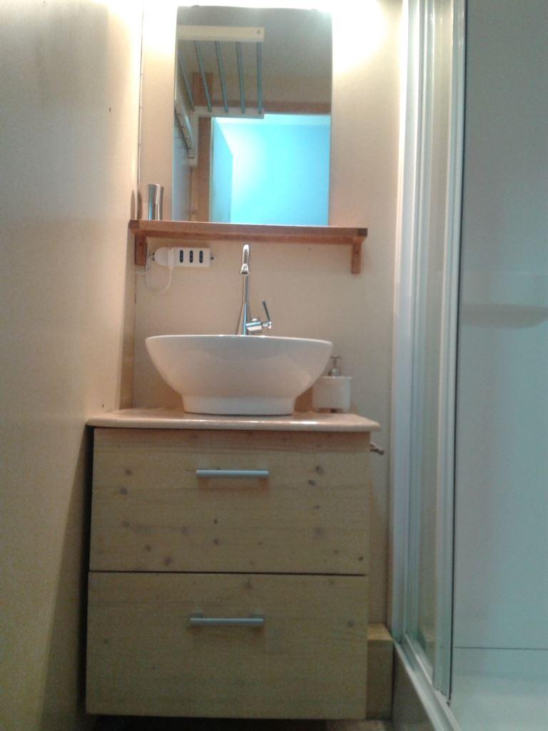 Lauzières 617 > Studio + Cabin - 3 Persons - 2 Silver Snowflakes (Ma Clé IMMO)