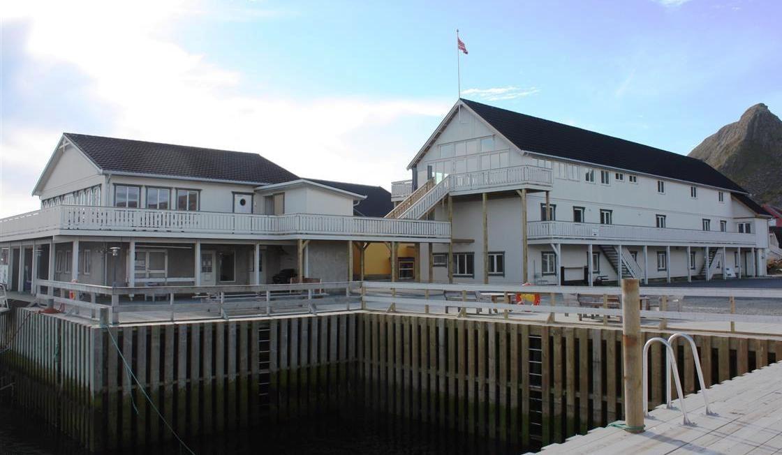Lofoten Værøy Brygge - Romutleie