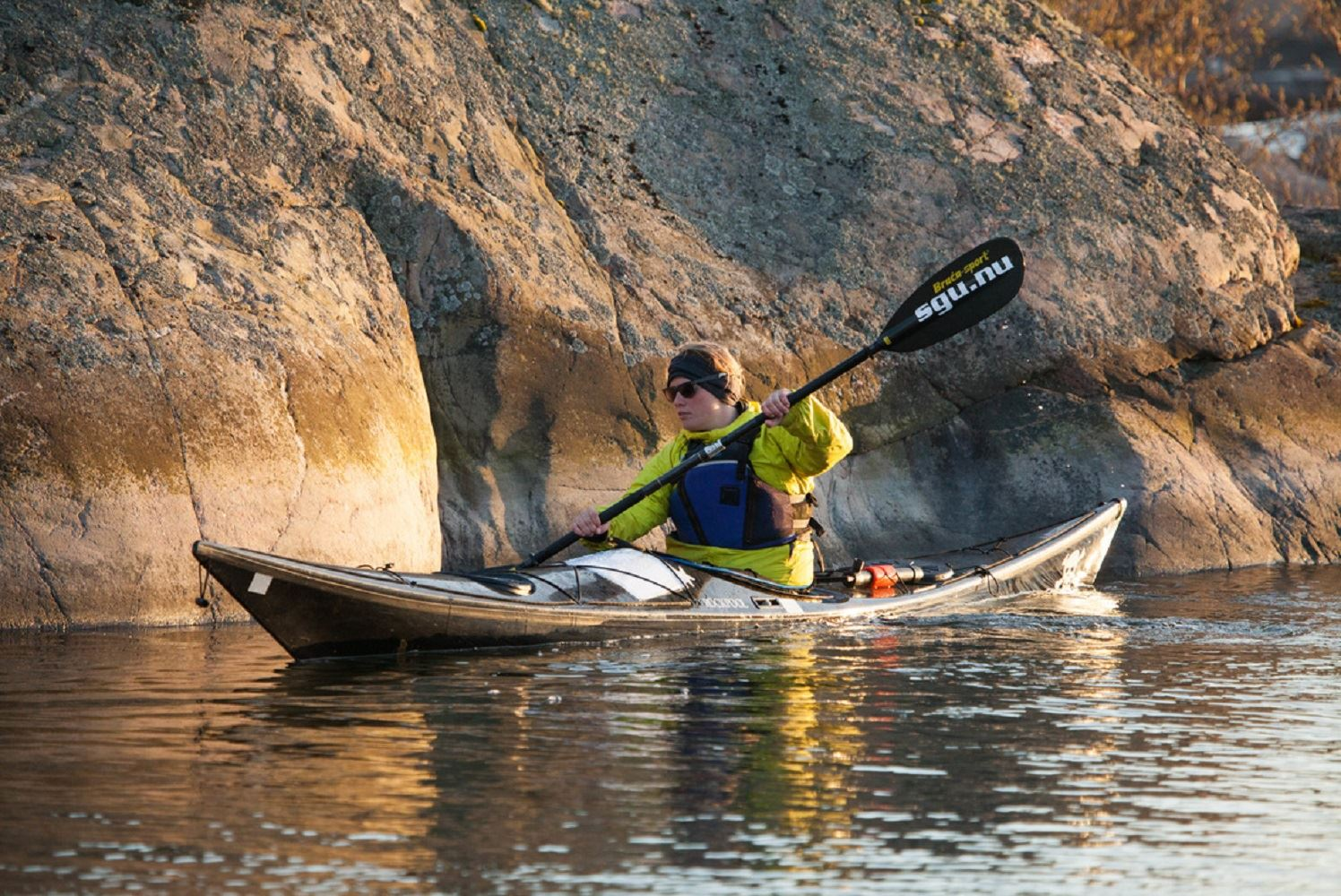 Course: Kayak 2 - paddling techniques