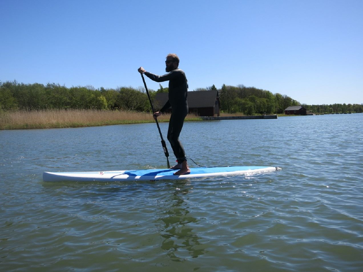 Paddelboden - Renting a Stand Up Paddleboard (SUP) 2 hours