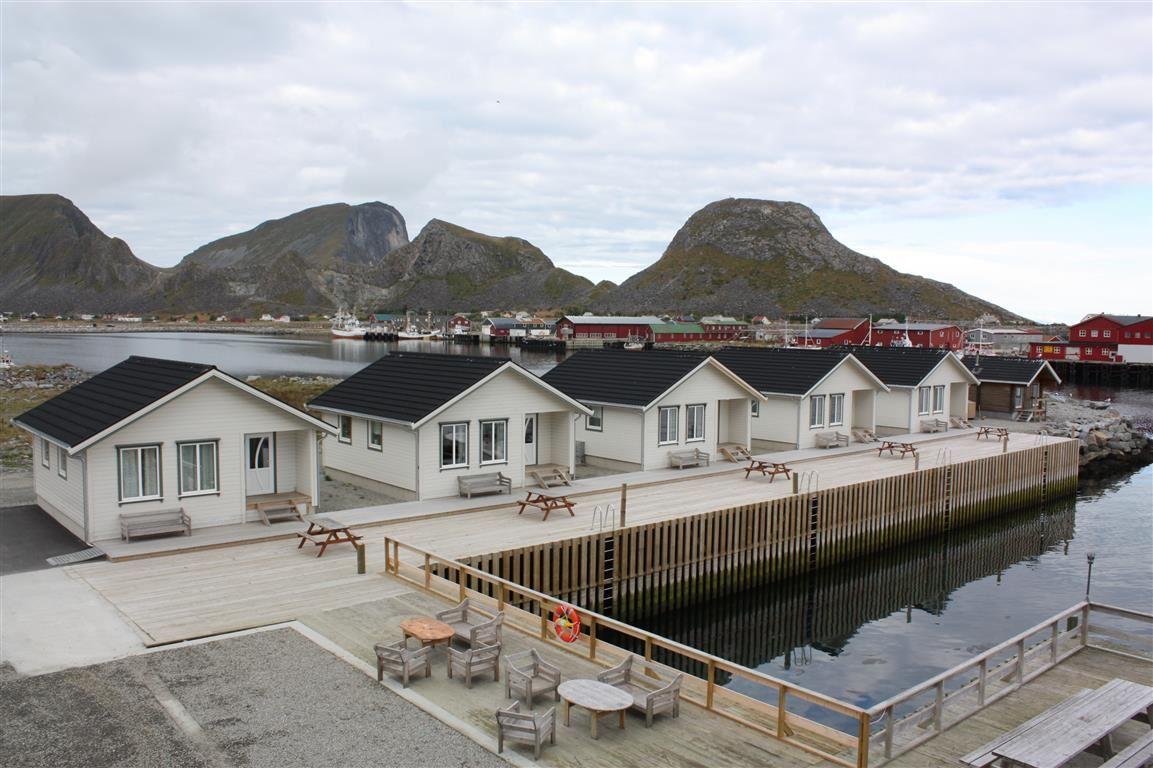 Lofoten Værøy Brygge - Rorbuer