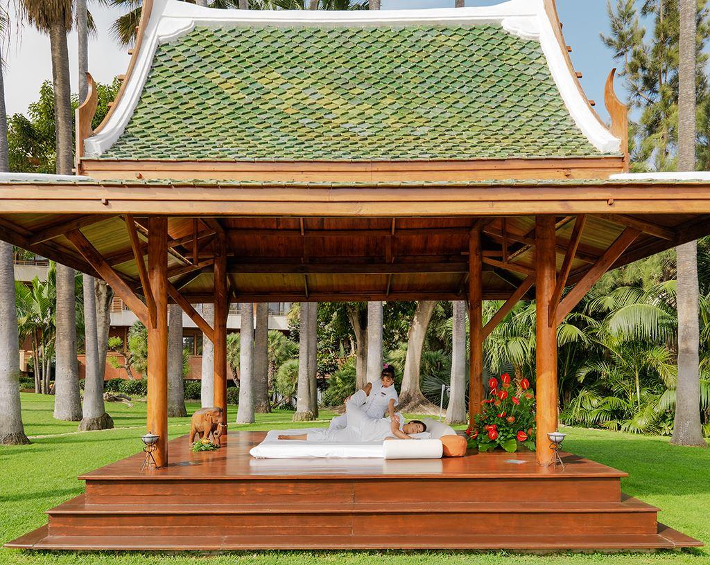 Massage på Hotell Botanico & The Oriental Spa Garden, Puerto de la Cruz Teneriffa