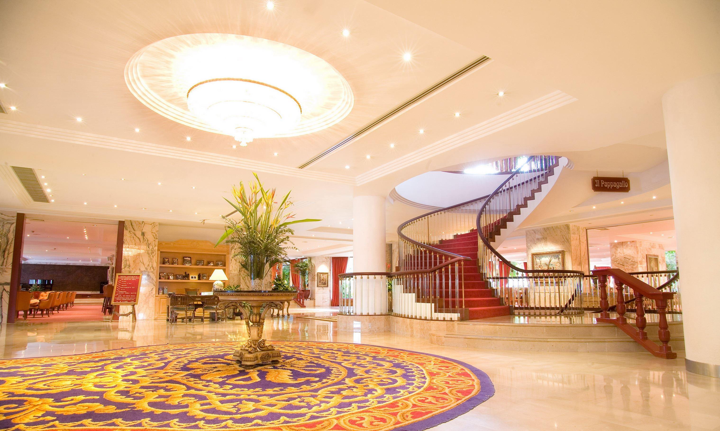 Lobby Hotell Botanico & The Oriental Spa Garden, Puerto de la Cruz Teneriffa