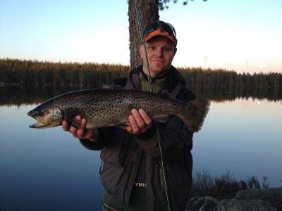Fiskekort Lingheds Fiskevårdsområde