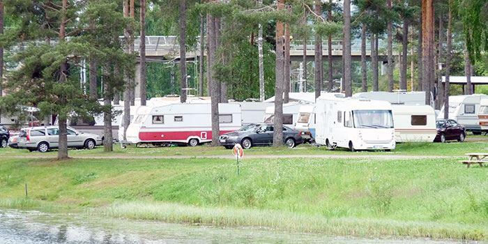 Vivstavarvstjärns Camping/Camping