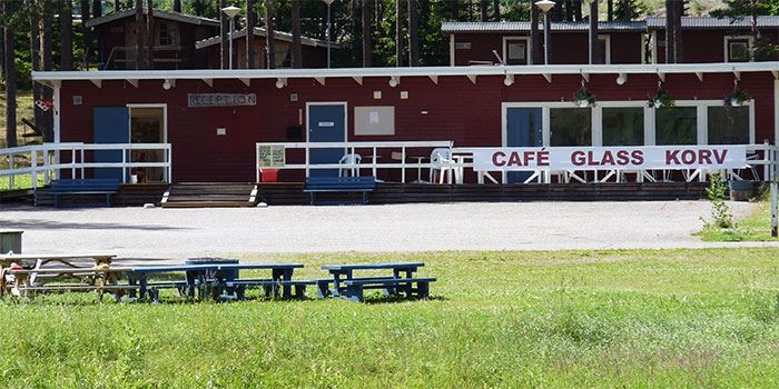 Vivstavarvstjärns Camping Timrå/Camping