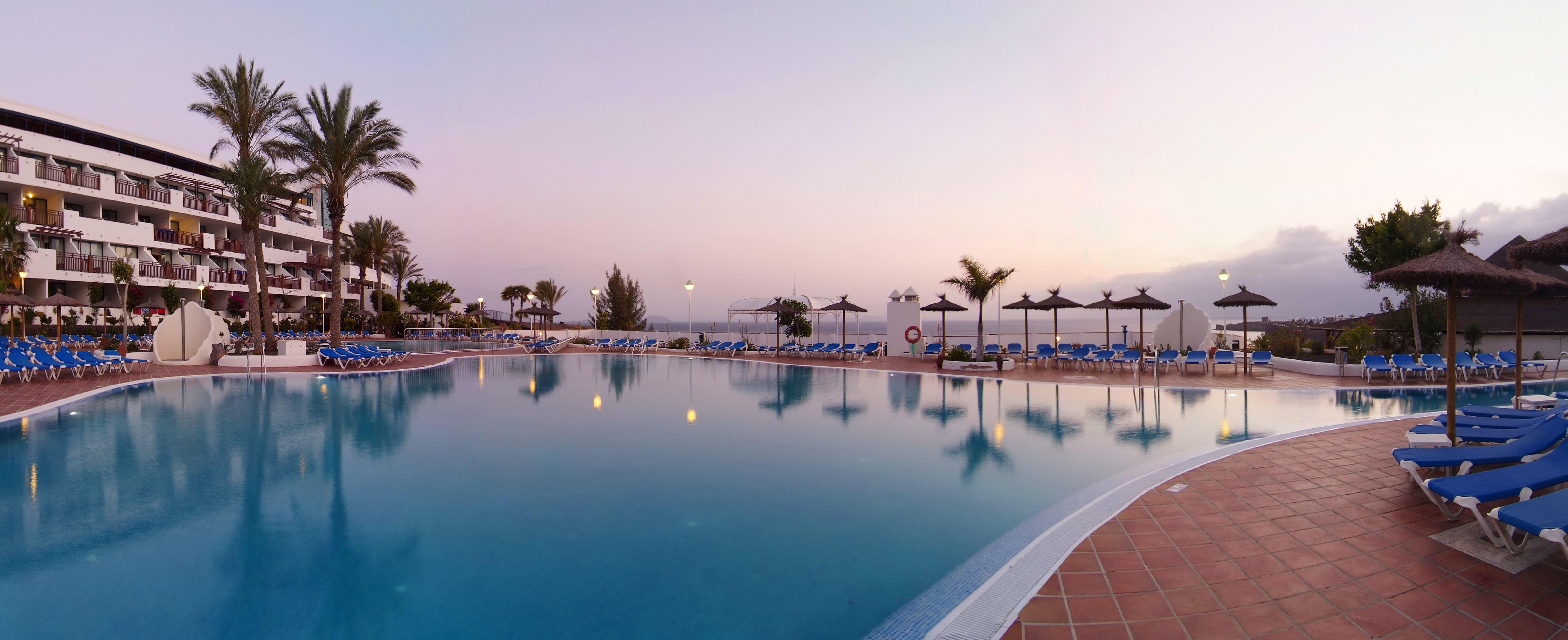 Hotell Sandos Papagayo Beach Resort, Playa Blanca Lanzarote