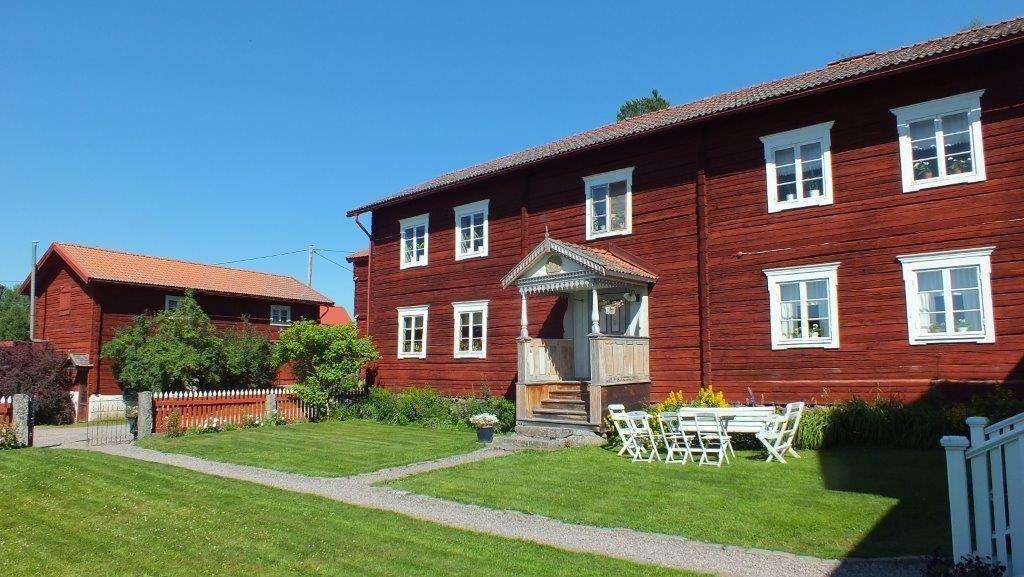 Bo på Hälsingegården Hans-Ers i Alfta