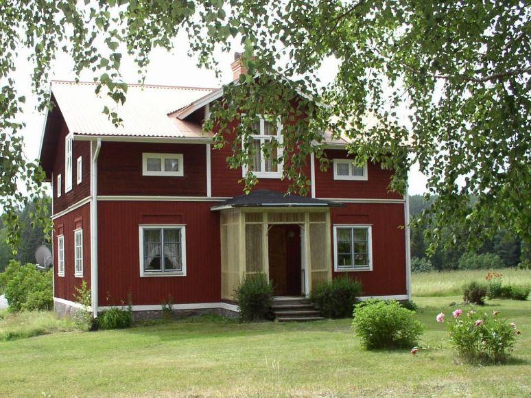 Lotbacken, Svenskens