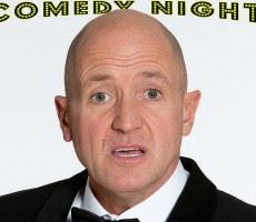 Thomas Peterssons Stand-up Comedy Night