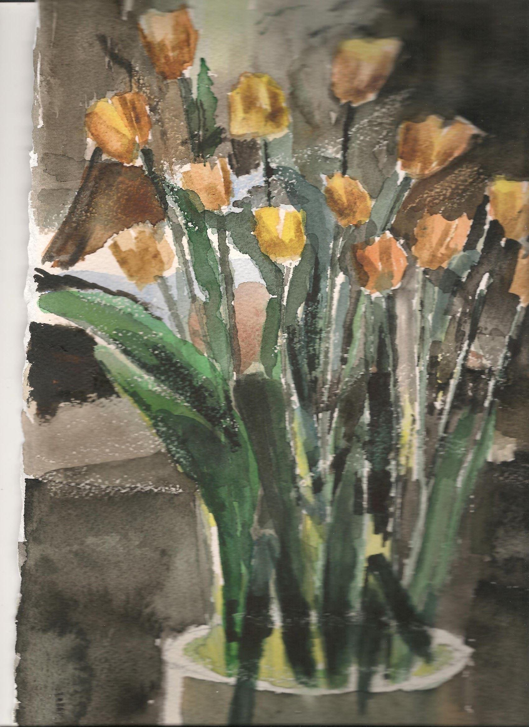 Utställning - Siv Olsson