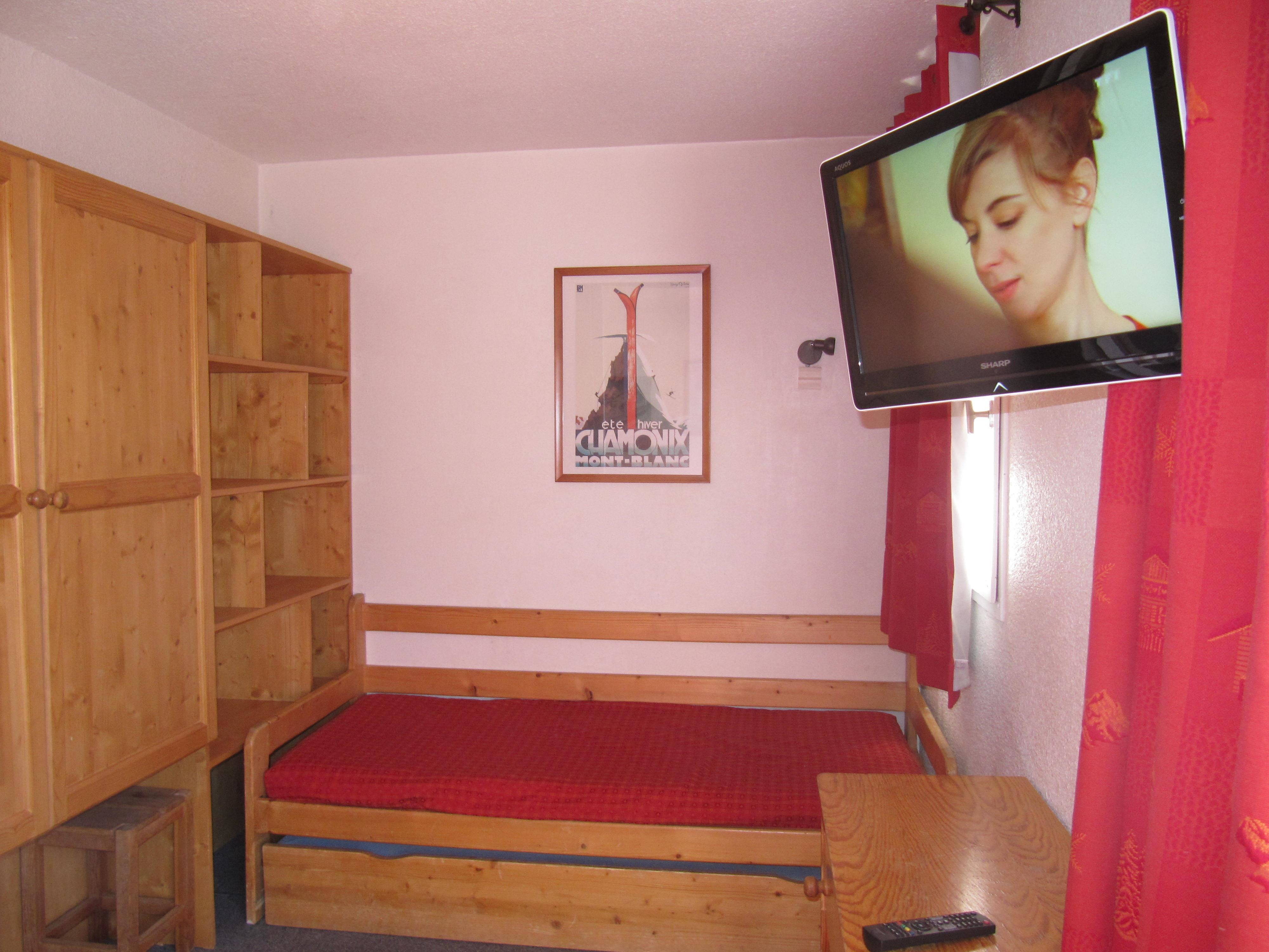 Arcelle 502 > 2 Rooms + Cabine - 4 Persons - 2 Bronze Snowflakes (MCI)