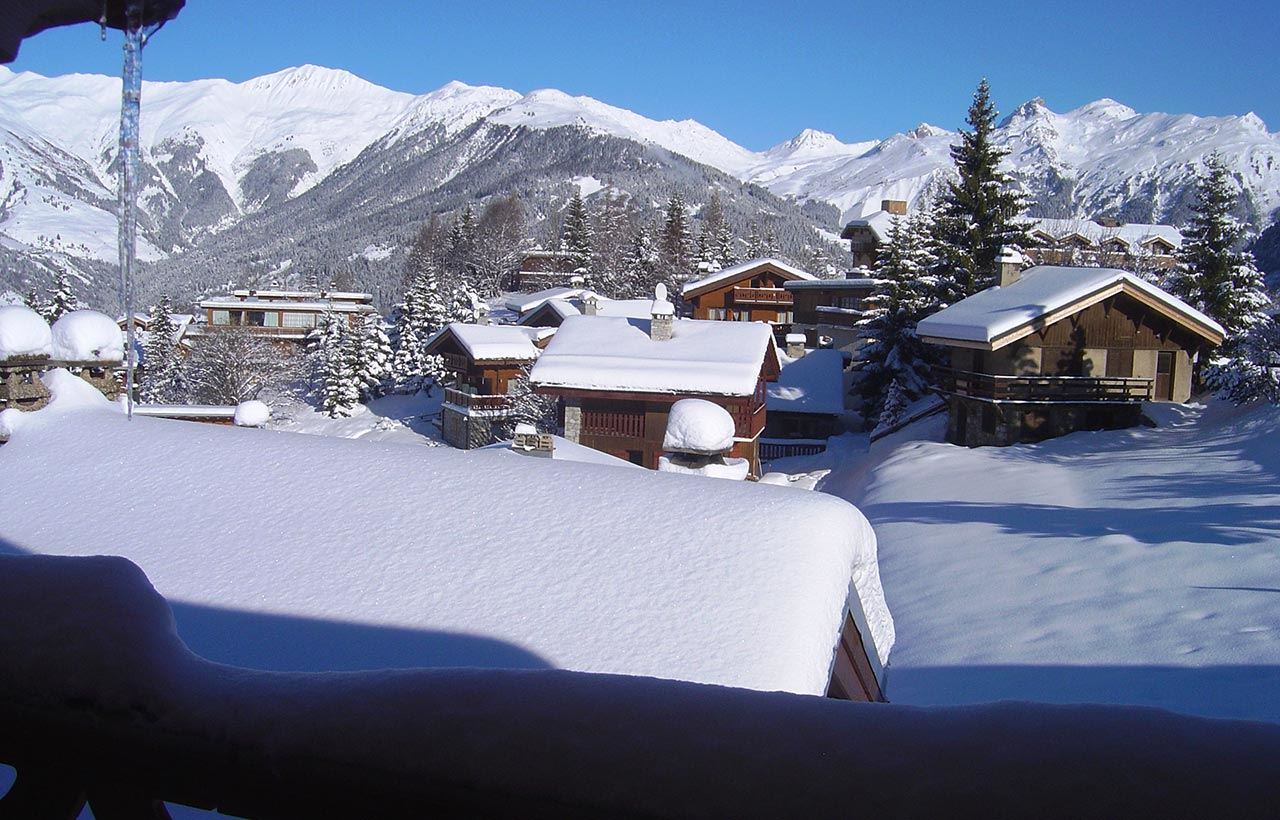 5 rooms 8 people / CHALET ROSIERE (mountain of dream)