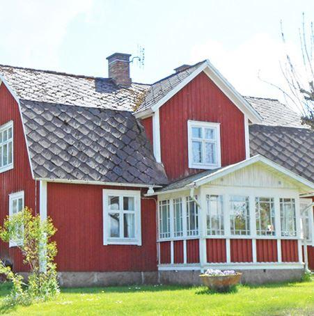 Bolmen/Ljungby - Ferienhaus Bolmenstuga