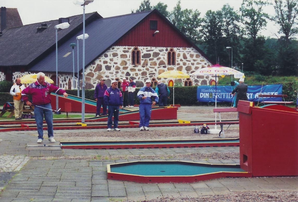 Hässleholmsgårdens bangolf