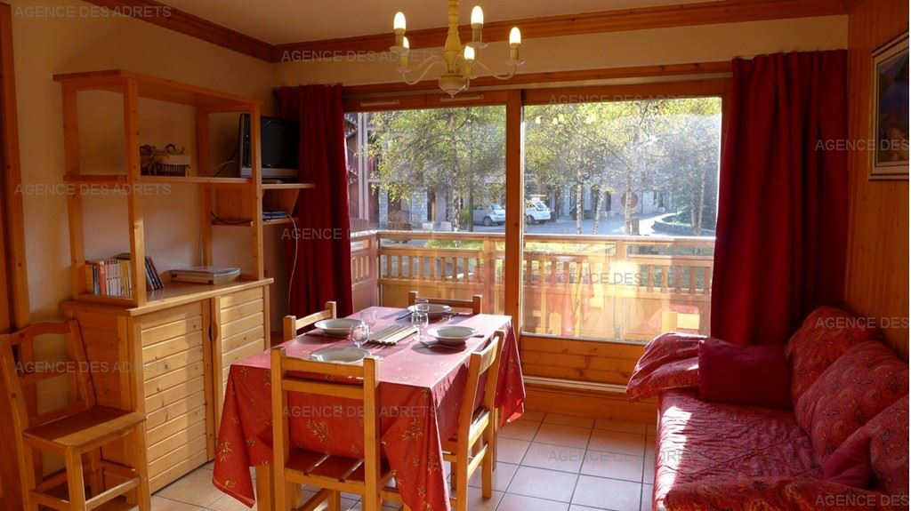 2 Rooms + cabin 6 Pers ski-in ski-out / BALCON DE TOUGNETTE A5