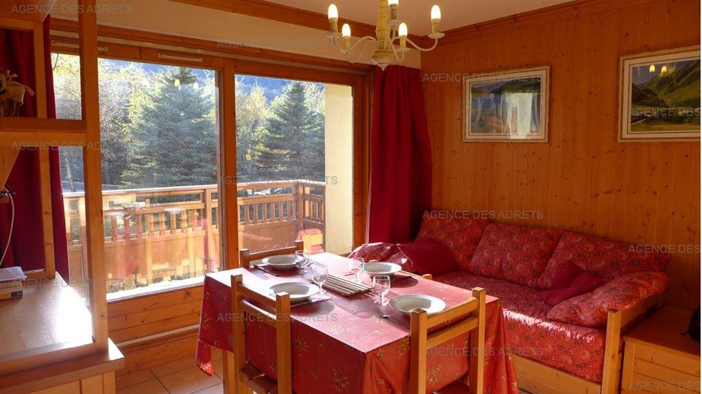 2 Pièces cabine 6 Pers skis aux pieds / BALCON DE TOUGNETTE A5