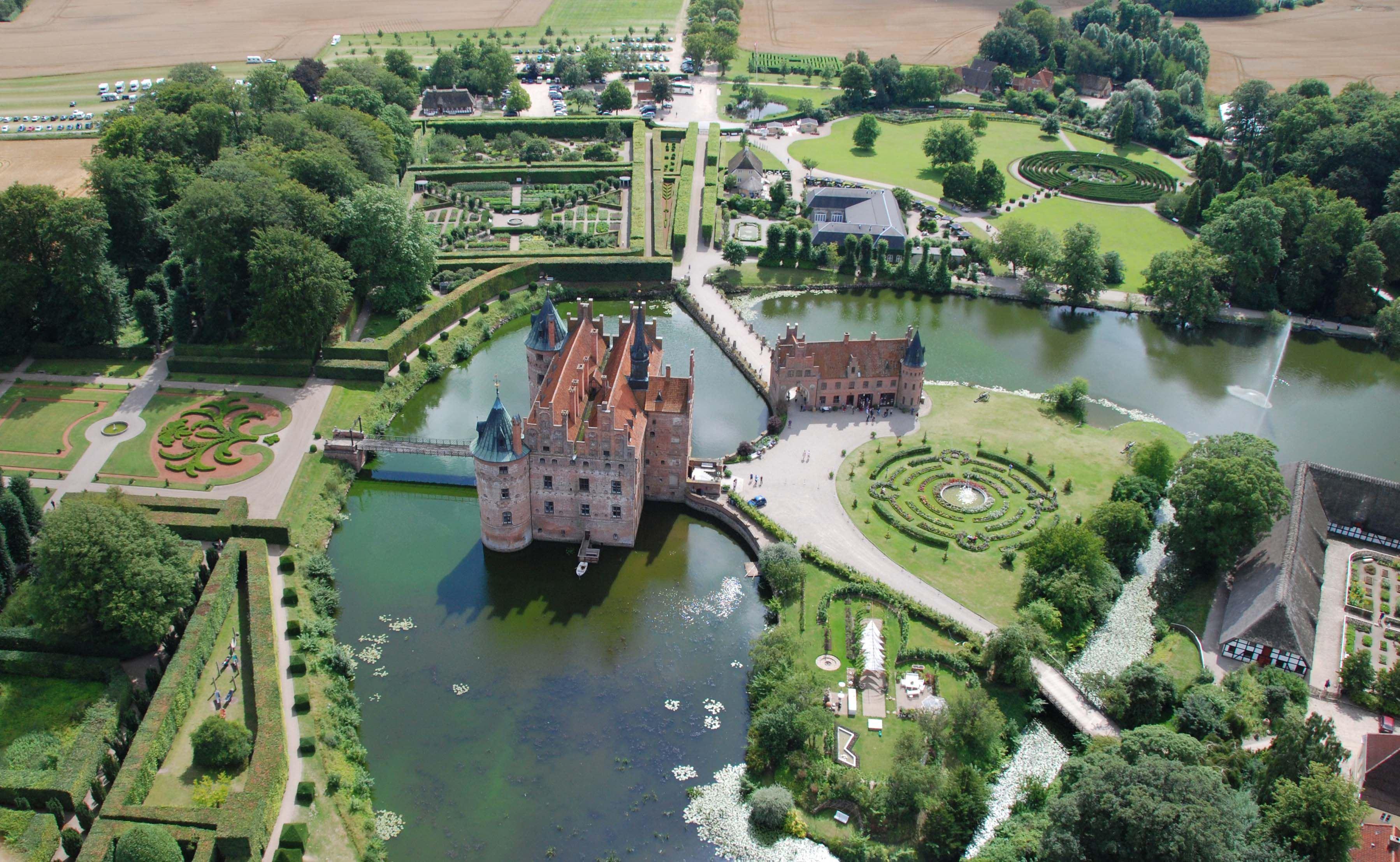 Egeskov – Det levende slot på Fyn