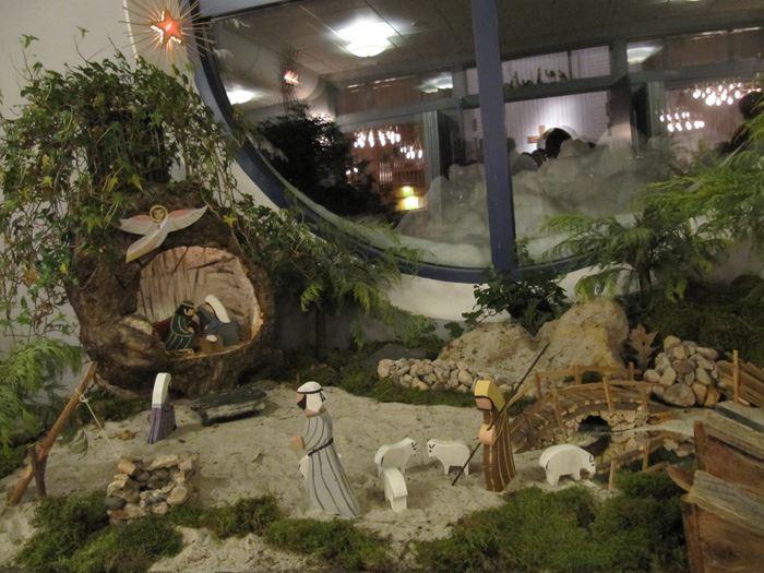 Jul i Mariakyrkan