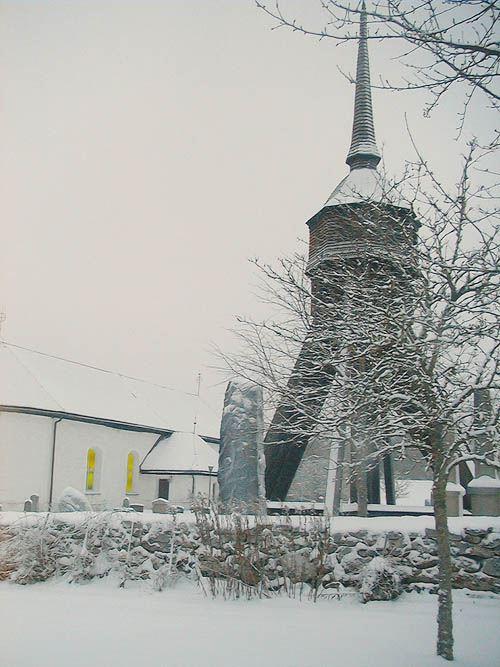 Jul i Angelstads kyrka