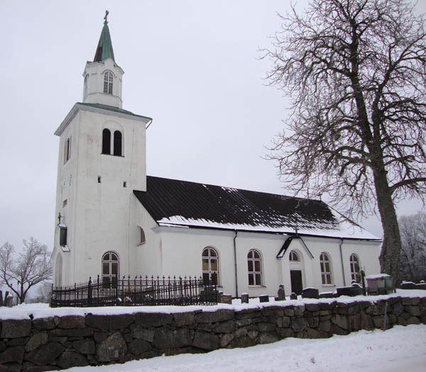 Jul i Torpa kyrka