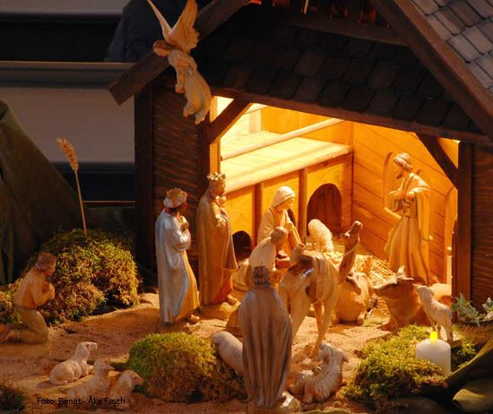 Jul i Lidhults kyrka