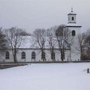 Jul i Vrå kyrka