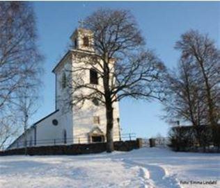 Weihnachten in Annerstads Kirche