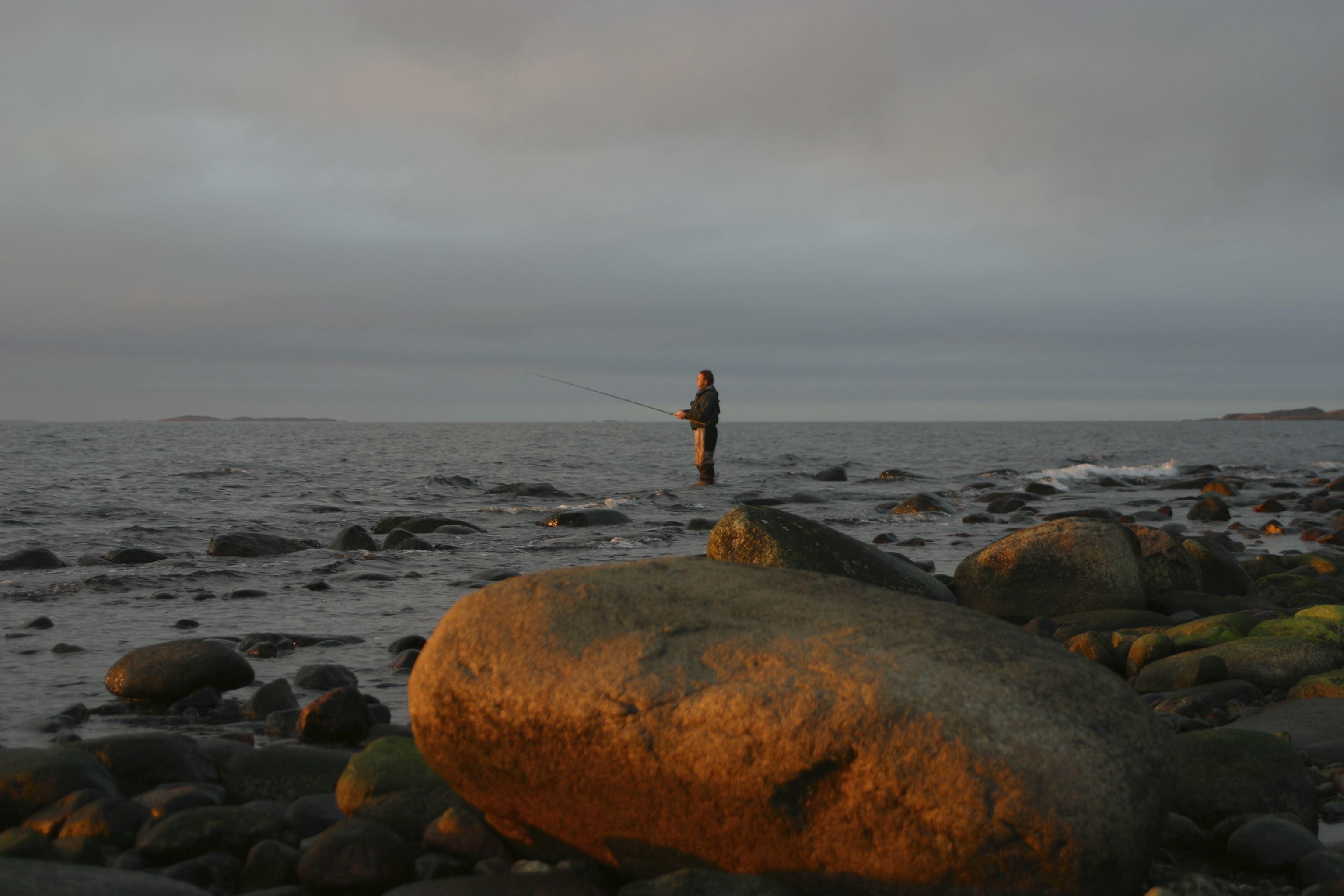 Hammarudda fishing licence