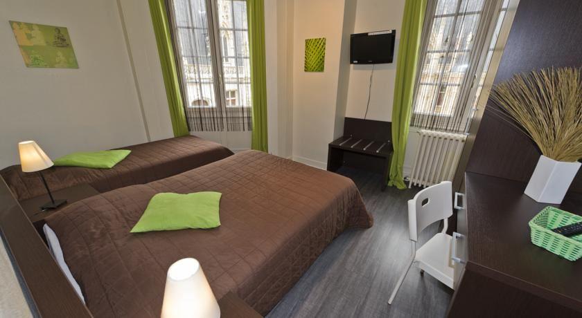 Hôtel Les Initiés de Rouen