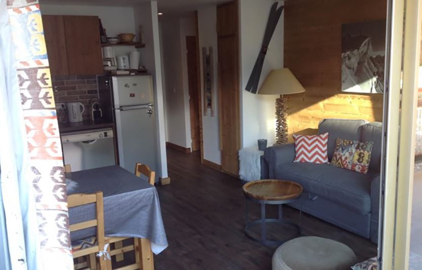 OURSE BLEUE : Appartement pour 4 personnes