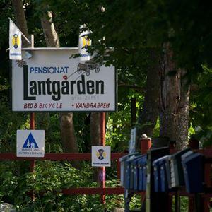 Hagaby/Lantgården, STF Vandrarhem