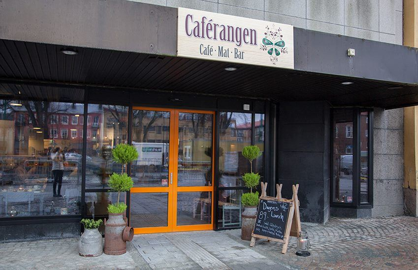 Caférangen