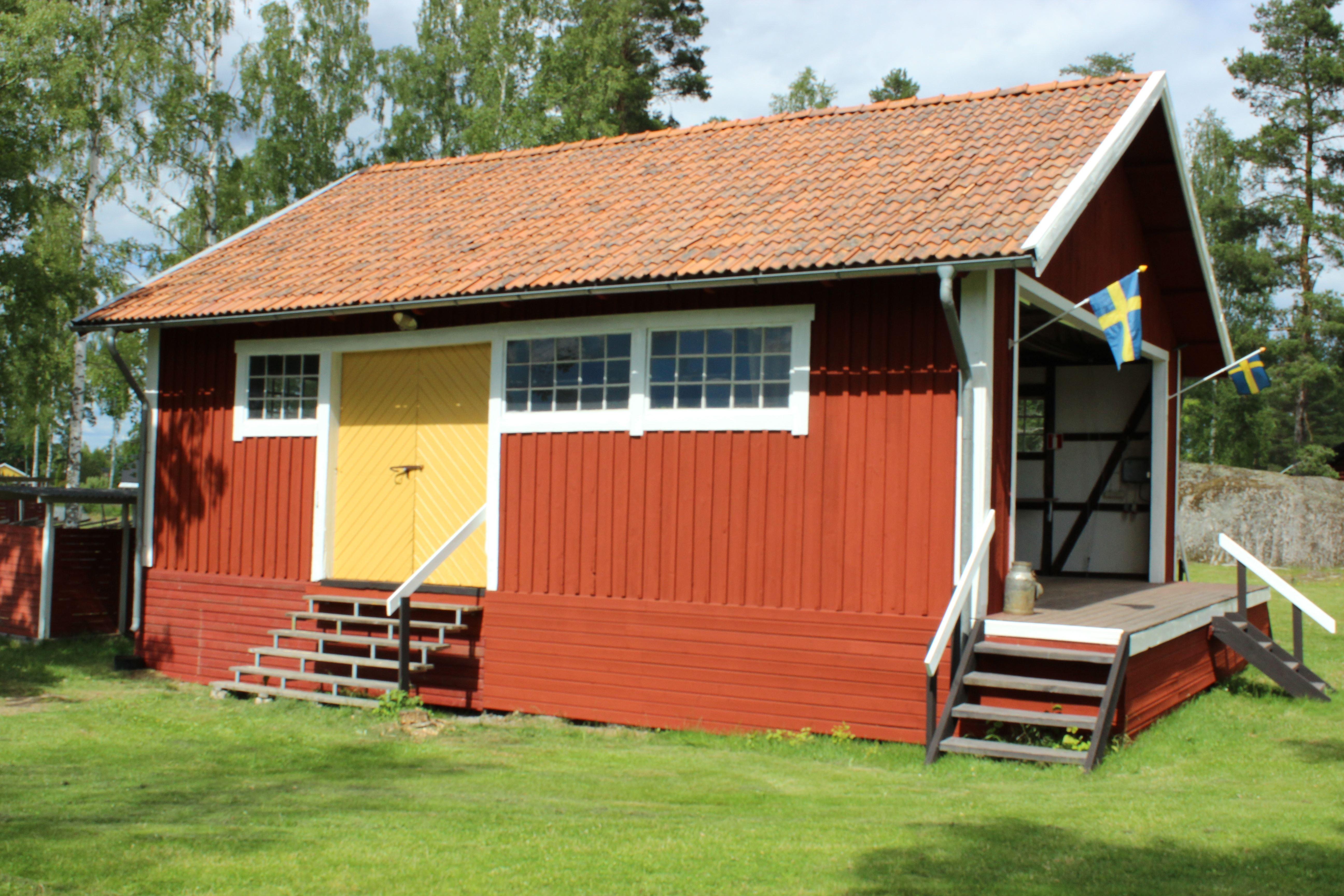Sebastian Bergström, Målilla - Gårdveda hembygdspark
