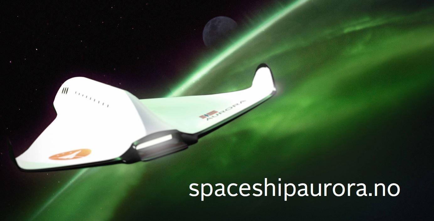Romskipet Aurora –en reise inn i nordlyset