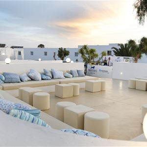 Exteriör på Hotell Lanzarote Aequora Suites, Puerto del Carmen