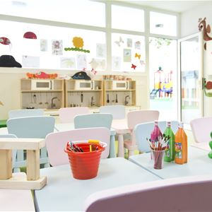 Barnklubb på Hotell Lanzarote Aequora Suites, Puerto del Carmen