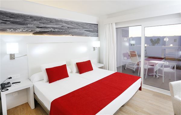 Rum på Hotell Lanzarote Aequora Suites, Puerto del Carmen