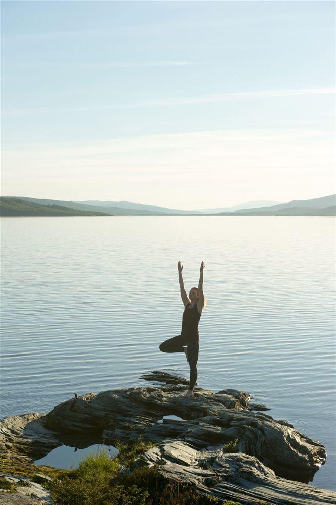 Yoga med Gina