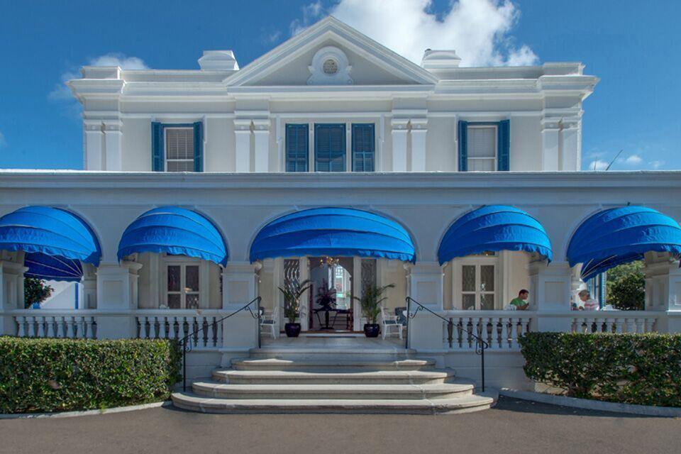 Rosedon Hotel Bermuda