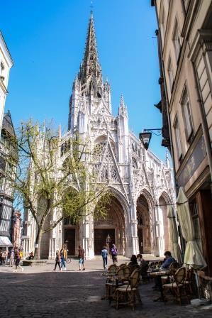 Saint-Maclou, de A à Z (visite guidée)