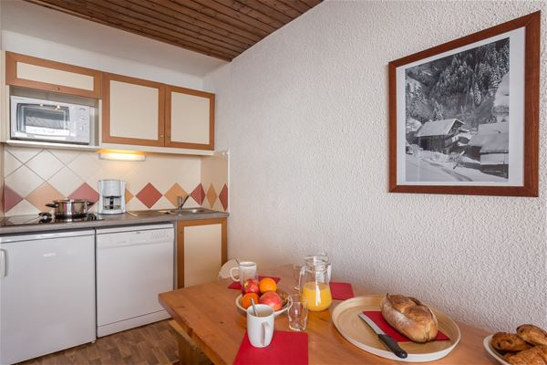 Residence Schuss - Studio + cabin - 6 persons (ABR)