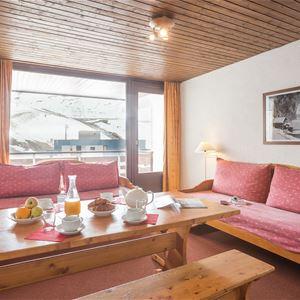 Résidence Schuss - Studio + cabine - 6 personnes (ABR)