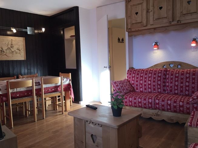 2 Rooms 4 Pers ski-in ski-out / SOLDANELLES A 606