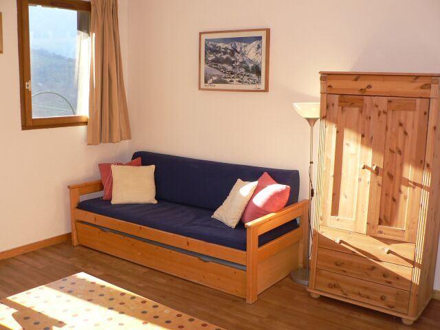 4 Pers Studio cabin ski-in ski-out / DAHLIA 2