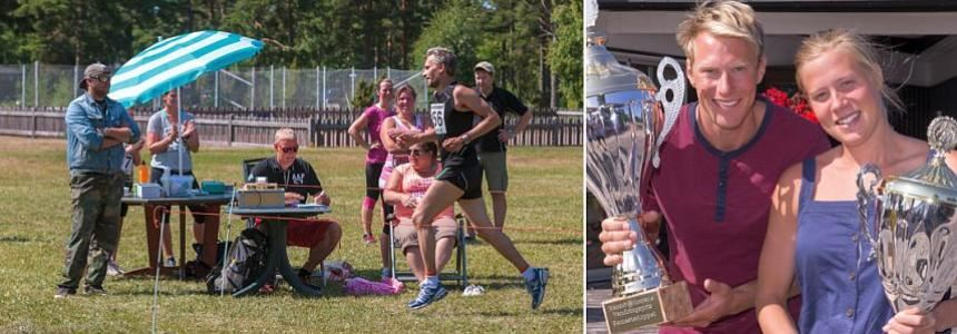 Running contest: Semesterloppet in Eckerö (copy)